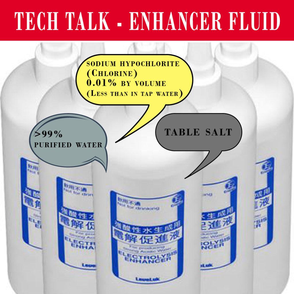 Enhancer Fluid