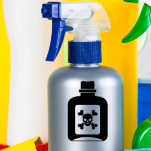 สารพิษที่ก่อให้เกิดมะเร็งที่แฝงตัวอยู่ในผลิตภัณฑ์ทำความสะอาดในครัวเรือน